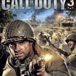 Call of Duty 3 PS3 PlayStation 3, Новосибирск