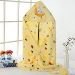 Детское полотенце с капюшоном, Новосибирск