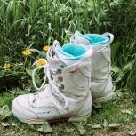 Сноубордические ботинки Salomon, Новосибирск