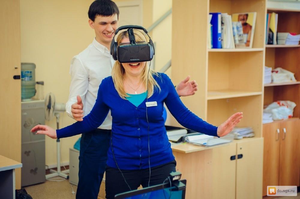 Аренда очков виртуальной реальности в новосибирске стекло для камеры фантом фиксатор на корпусе