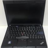 Профессиональный ноутбук Lenovo ThinkPad x201, Новосибирск