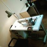 Промышленная швейная машинка, Новосибирск