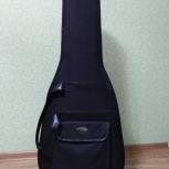 Акустическая гитара+чехол+струны, Новосибирск