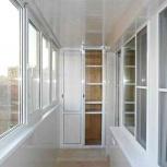 Окна, балконы, лоджии, Новосибирск