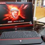 Игровой моноблок MSI, новый - i5, 8Gb, GTX960, Новосибирск