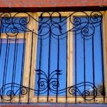 Решетки на окна, Новосибирск