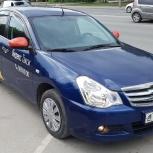Аренда/выкуп Nissan Almera. АКПП. Газ, Новосибирск
