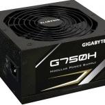 Gigabyte GP-G750H Gold 80 Plus (гарантия днс), Новосибирск