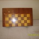 продам шахматы резные ручной работы, Новосибирск