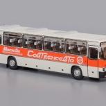 Модель автобуса Икарус-250.58 Совтрансавто Classicbus М1:43, Новосибирск