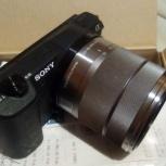 Фотоаппарат Sony A5100 kit 18-55/3.5-5.6 OSS, Новосибирск