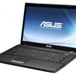 ноутбук Asus K73SD-TY299R Intel Pentium B970 X2, Новосибирск
