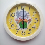 Продам часы настенные кварц, Новосибирск