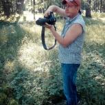 Видеооператор. Фотограф ведущие тамады поющие диджеи, Новосибирск