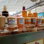 Продам мед в ассортименте и другую продукцию пчеловодства, Новосибирск