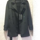 Новое пальто мужское размер (Zara), Новосибирск