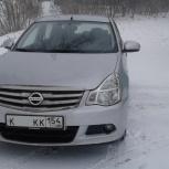Аренда авто nissan almera 2017г. автомат ГАЗ, Новосибирск