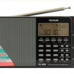 Отличный всеволновый радиоприемник Tecsun PL-880 от производителя, Новосибирск