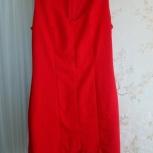 Стильное красное платье, Новосибирск