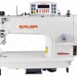 Промышленная швейная машинка siruba DL-7000 + стол, Новосибирск