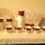чайный сервиз ГДР, Новосибирск