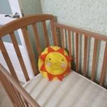 Детская кроватка-качалка Papaloni Джованни, Новосибирск