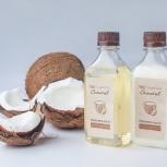 Кокосовое масло косметическое, 250 мл, Новосибирск