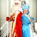 Офигенные дед мороз и снегурочка на дом на декабрь 2019 и январь 2020, Новосибирск