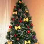 Исскуственная елка с бесплатной доставкой, Новосибирск