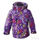 Новый костюм зимний для девочки 104 рост, Новосибирск