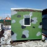 Продам новый, садовый вагончик, Новосибирск