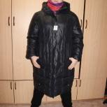 Продам новую зимнюю куртку-пальто на холлофайбере 58-60р, Новосибирск
