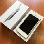 Продам iPhone 5 16gb белый, Новосибирск