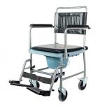 Инвалидное кресло-каталка с туалетным устройством 5019W2P, Новосибирск