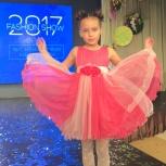 Очень нежное, нарядное платье для девочки, Новосибирск
