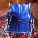 Продам инвалидную кресло-коляску б/у в отличном состоянии(пр-во США), Новосибирск