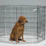 Вольеры для щенков, собак, кроликов, котят, Новосибирск