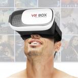 Шлем виртуальной реальности 3D VR Box, Новосибирск