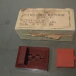 Ретро телефонная розетка и вилка СССР, Новосибирск