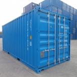 Куплю контейнер 20 футов, Новосибирск