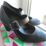Новые туфли - размер 35, по стельке 23 см, Новосибирск