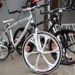 Велосипед, Новосибирск