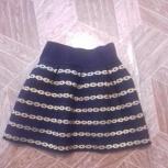 Продам короткую жесткую юбку, Новосибирск
