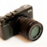Fujifilm X-E1 XC 16-50/3.5-5.6 OIS II, Новосибирск