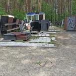Торговая точка на Заельцовском кладбище(Памятники, благоустройство), Новосибирск