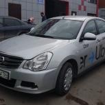 Аренда/выкуп Nissan Almera 2018 г АКПП, Новосибирск