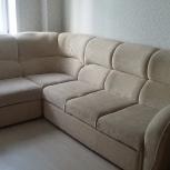 Угловой диван с креслом, Новосибирск