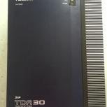 АТС Panasonic TDA30  в комплекте с телефонами., Новосибирск