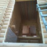 Обсада, окосячка, лестница, беседка, мебель для бань, Новосибирск
