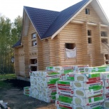 Строительство деревянных домов от проекта до внутренней отделки, Новосибирск